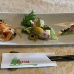 レストラン フォレスト - 料理写真: