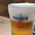 大衆酒場 ギョウザマン - ドリンク写真:男は黙って生ビール(プレミアムモルツ)