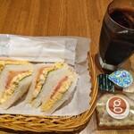 cafe gotoo - 【2020/7】ミックスサンドセット