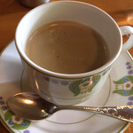 133339234 - ドリンクセットのブレンドコーヒー(550円)