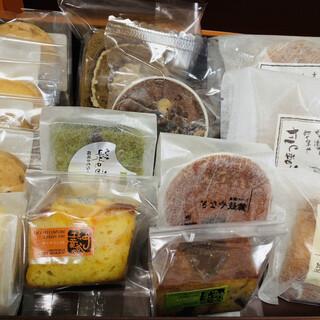 欧風菓子工房シャウムクレーム - 料理写真: