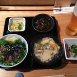 133341050 - 晩酌定食