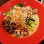 ヌードルダイニング 道麺 - 夏季限定 冷やし担々麺