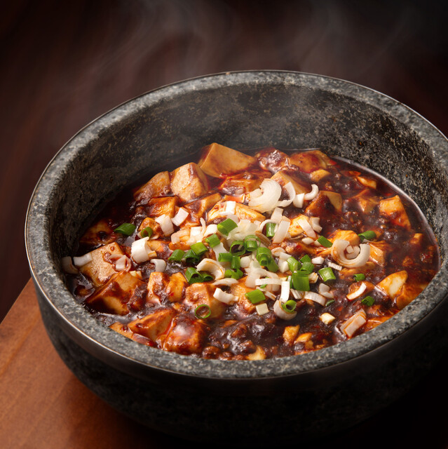 上海料理 寒舎 ひばりケ丘店の料理の写真