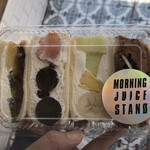 モーニング ジュース スタンド -