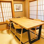 浅草じゅうろく - 新個室