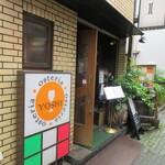 Osteria YOSHI - 店頭