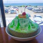 かき氷カワグチ - 料理写真: