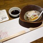 133362118 - 桜豆腐