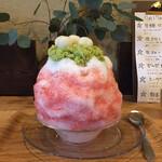 かき氷 薬膳スープ 美生 -
