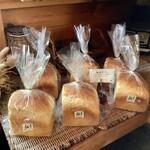 麦わらぼうし - 【買ったパン】毎日のパン 350円/1斤