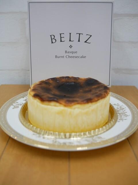 ベルツ バスク チーズ ケーキ