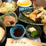 メープル - 焼魚定食