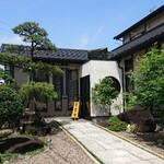 小名浜 - 店舗入り口