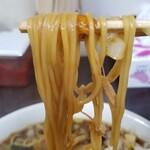 ぐうらーめん - 麺リフ