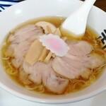 133379132 - チャーシュー麺+味玉