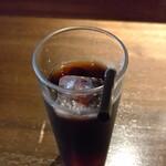133379434 - アイスコーヒー(2020年7月訪問時)
