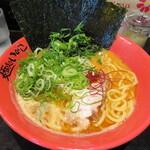 いのこ - えび味噌ラーメン 840円
