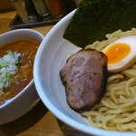 らーめん惣太郎 - 辛味噌つけ麺