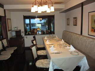レストラン シェ・リュイ - 半個室
