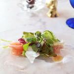 IL Suono di Emilia - ガラスの前菜