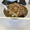 あぢとみ食堂 - 料理写真:スタミナタンメン、太麺、950円。