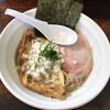 濃麺 海月 - 料理写真:にぼしらーめん800円