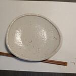 地鶏と地野菜の旬料理 御萩 - テーブルセット