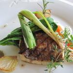 ガーデンレストラン - 鯛のグリル