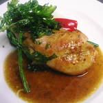 a bientot - ウサギモモ肉のコンフィー