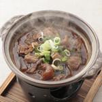 平八亭 - 牛すじ煮込み 300円 牛すじの旨みとコラーゲンたっぷりの本物の煮込み