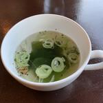 Teishaba - スープ