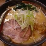 麺屋 天 - とんこつ味噌