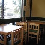 蕎麦匠雀 - テーブル席