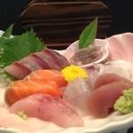 海鮮居酒屋 幸 - 料理写真:盛合せ980円