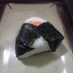 う~どんどん - 鮭おにぎり120円