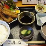 13340662 - いわしフライ定食 840円