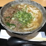 ニクスイハヤト - 料理写真:肉うどん