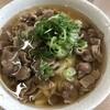 Ichibanudon - 料理写真:肉うどん