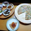 アリラン - 料理写真:おまかせランチのチヂミ