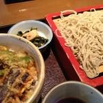 13341305 - 野菜天丼セット