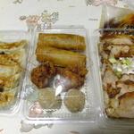 華星 黄金町店 - お惣菜3品¥1,000