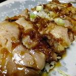 華星 黄金町店 - お惣菜の油淋鶏