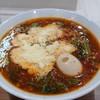 カル麺 - 料理写真:黄金チーズトマト麺with味玉