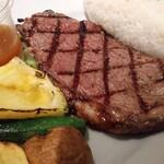 BROOKLYN CITY GRILL - 赤身肉