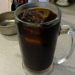 立ち飲み居酒屋銀座ドラム缶 - コーヒー焼酎