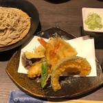 十割手打ち蕎麦 萌へ井 - 料理写真: