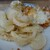 まるしん - 料理写真:玉子素揚げと玉ネギ天ぷら
