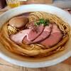 梅花亭 - 料理写真:和風鶏 醤油らーめん