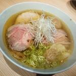 133419048 - 特製塩らぁ麺  1,180円